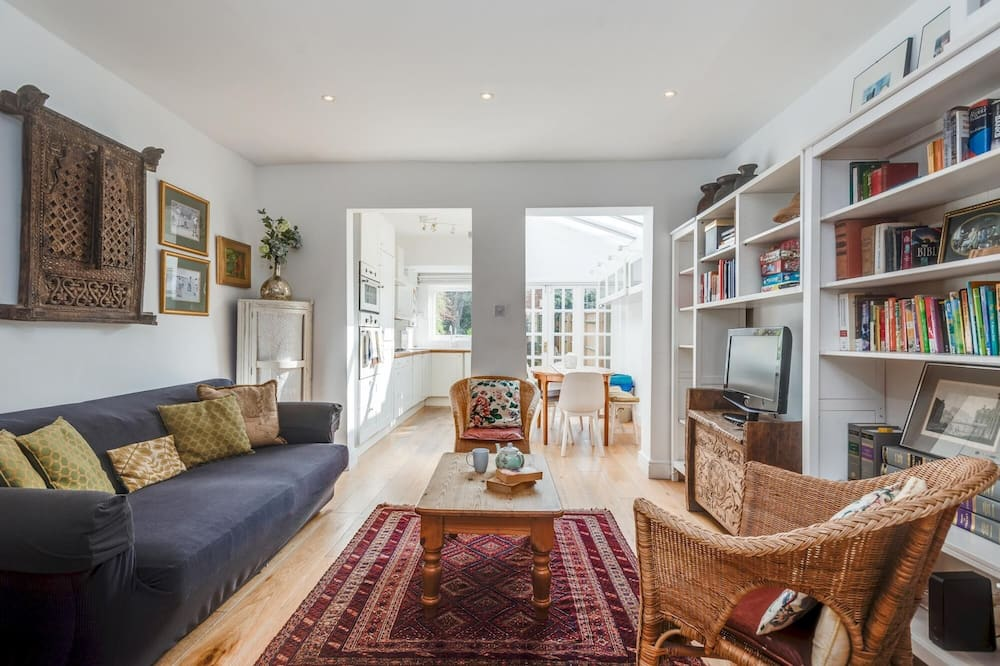 The Old Bookbinders Retreat - 4-bedroom Jericho House in Oxford, Oxford