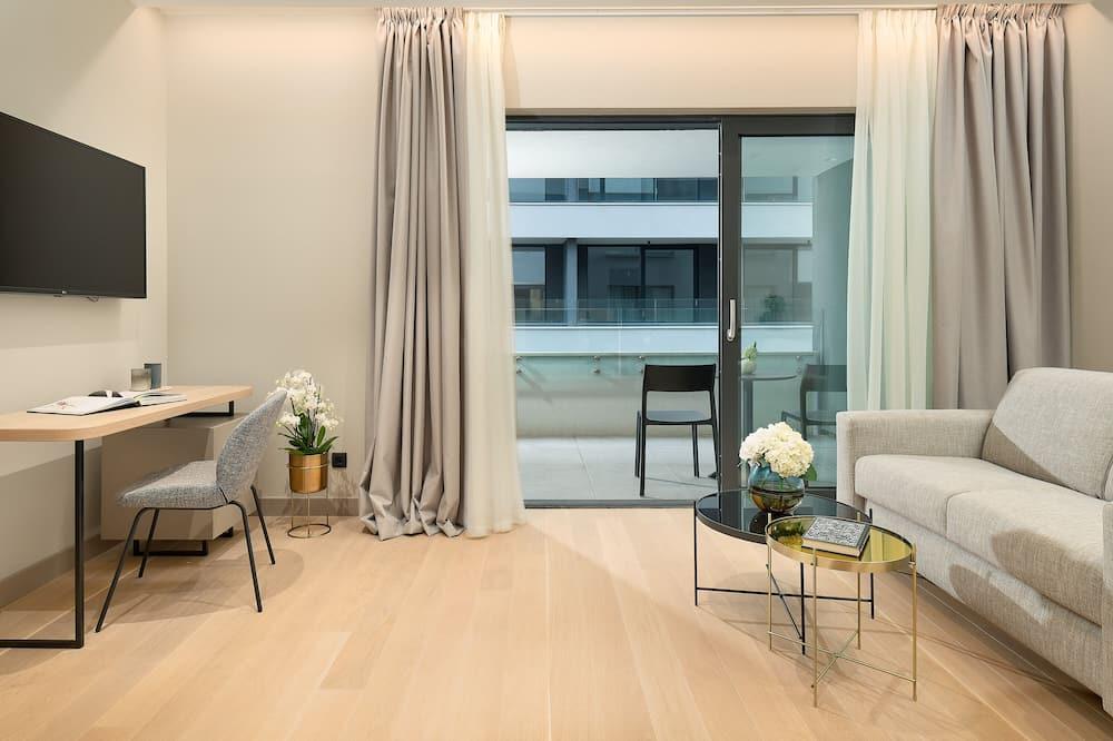 Сімейний номер-люкс - Вітальня