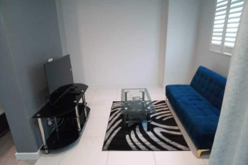 Студия-люкс «Классик» - Зона гостиной