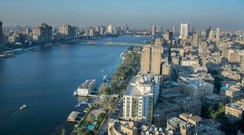 Kahire bölgesindeki Helnan Nile Island Hotel resmi