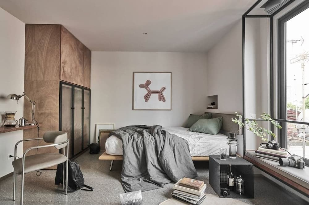 시티 아파트 - 객실