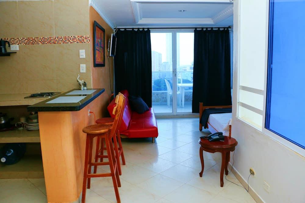 Basic Διαμέρισμα - Καθιστικό