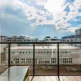 Apartmán, 1 spálňa, balkón - Balkón