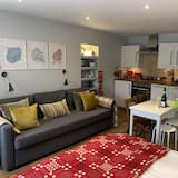 Comfort stuudio, omaette tualettruumiga (studio flat with parking ) - Esimene mulje