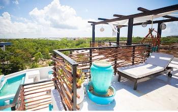 Selline näeb välja New Apartment Private Pool and Terrace, Tulum