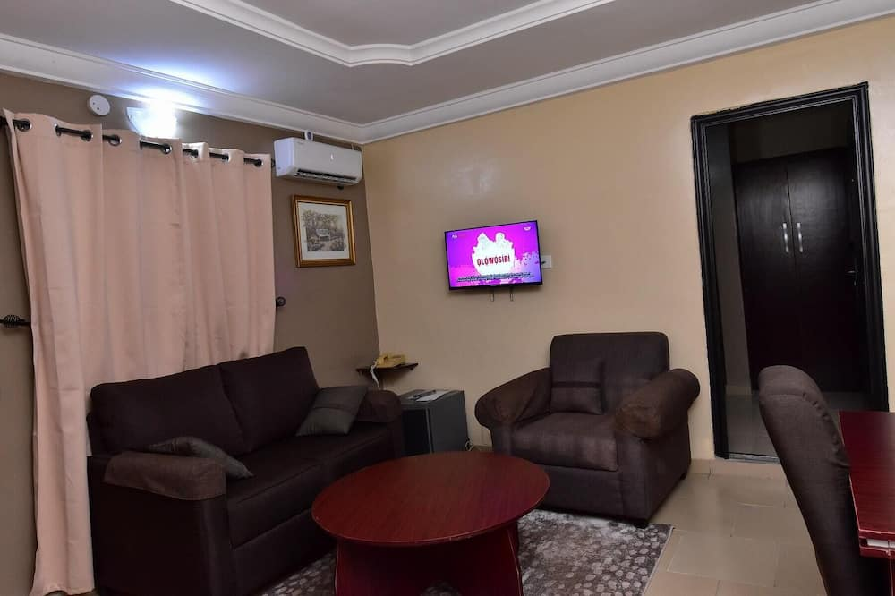 Kamar Premium - Area Keluarga