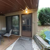 Condo (Windsor Hill G67, Waterville Valley) - Balcony