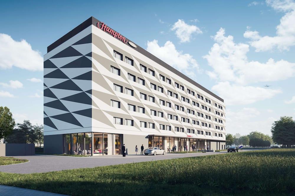 Hampton by Hilton Krakow Airport
