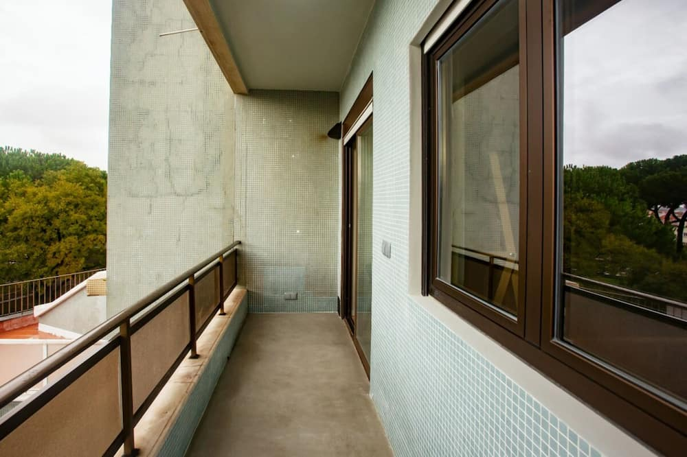 Basic Apartment, 1 Double Bed with Sofa bed - Balcony