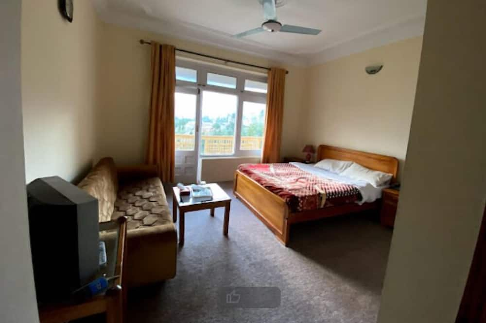 Kamar Double Deluks - Area Keluarga