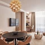 Luxury Apartment - Living Area