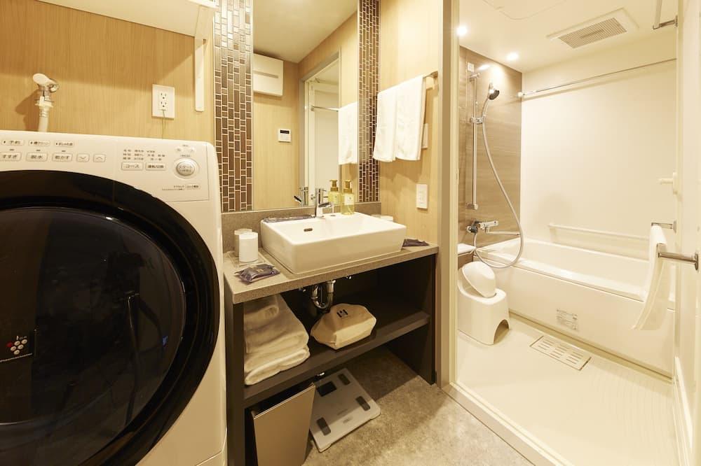 スーペリア ファミリールーム 禁煙 - バスルーム