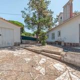 基本單棟房屋, 多張床 - 露台