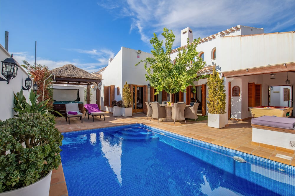 Spaanse Droom - Amazing Private Villa With Swimming-pool in Golf Resort