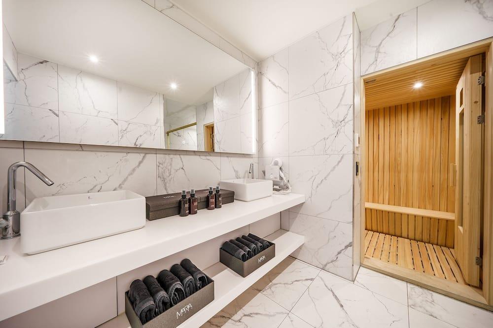 Party Room - Bathroom