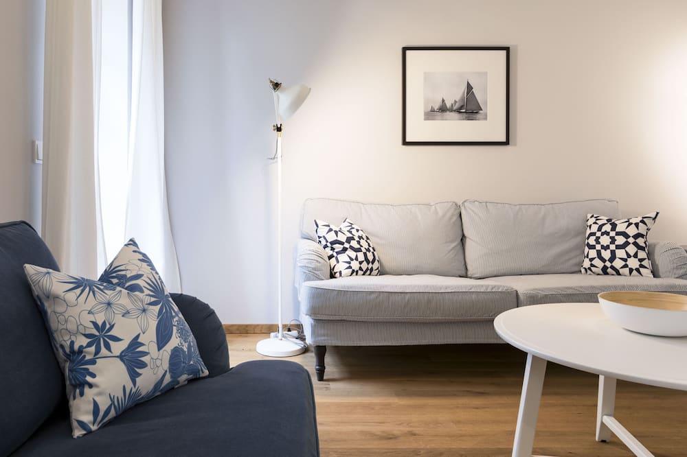 Lägenhet - 3 sovrum - terrass - Bild
