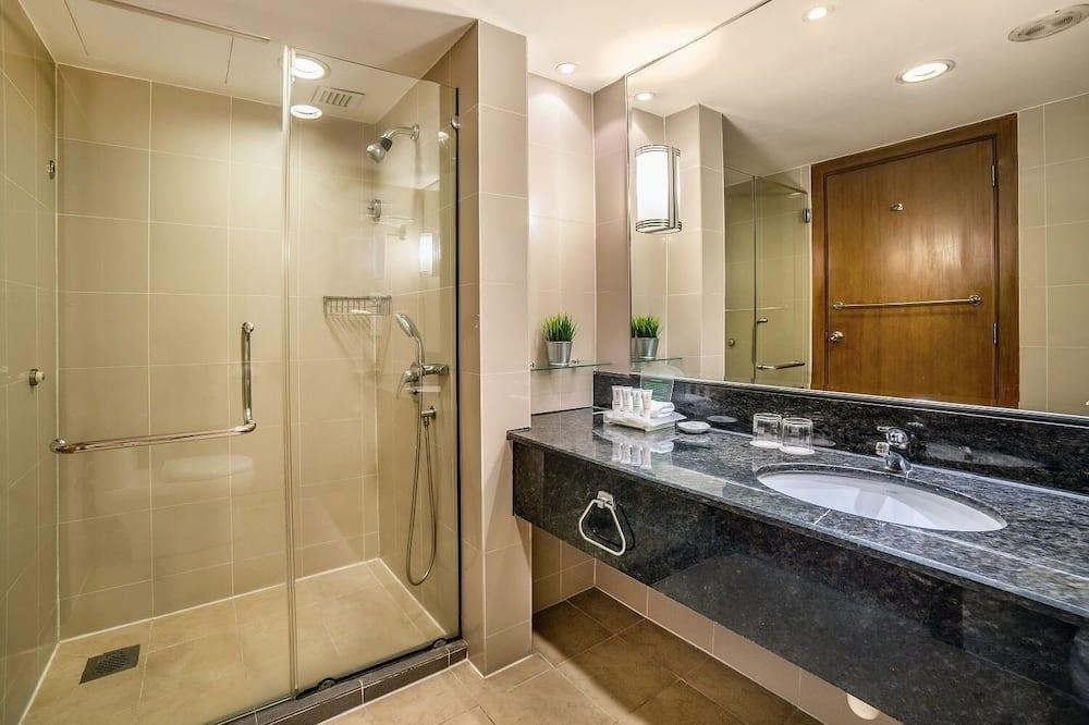ห้องพาโนรามิกดับเบิล - ห้องน้ำ