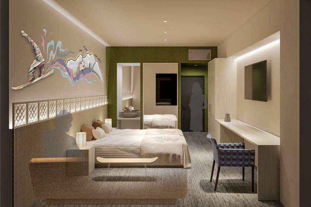 Superior-Doppel- oder -Zweibettzimmer, Nichtraucher - Zimmer