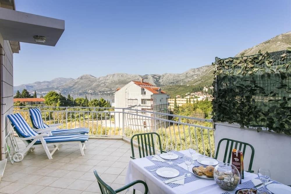 Apartamento (2 Bedroom Apt, Terrace, Sea View) - Terraço/Pátio Interior