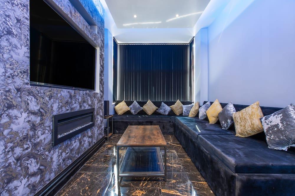 Luxury-Haus, eigenes Bad - Lounge