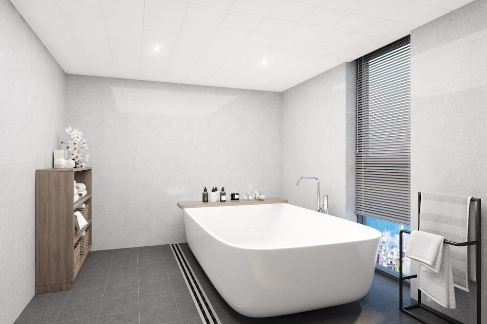 Studio Suite Deluxe - Phòng tắm