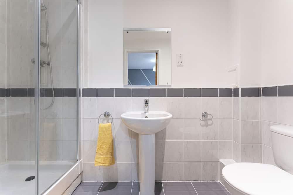 City Apartment, Ensuite (Riley House) - Bilik mandi