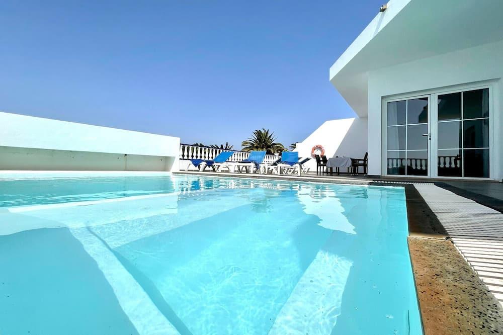 Villa - Chambre