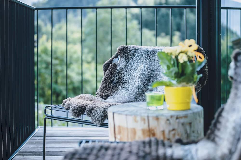 Дизайнерське кондо - Балкон