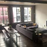 Appartamento Basic, 1 letto matrimoniale - Soggiorno