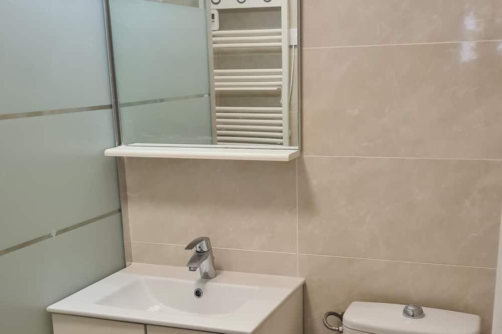 公寓, 城市景觀 - 浴室