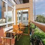 Apartmán typu Basic, více lůžek - Balkón