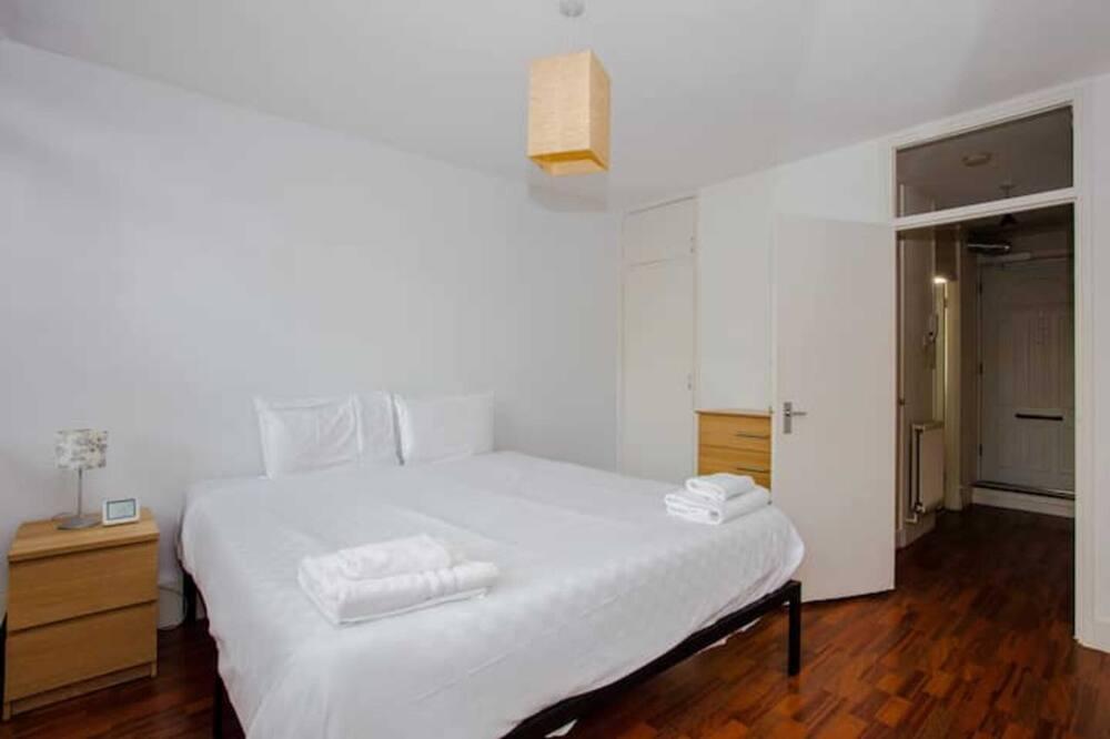 Basic-Apartment, 1King-Bett und Schlafsofa - Zimmer