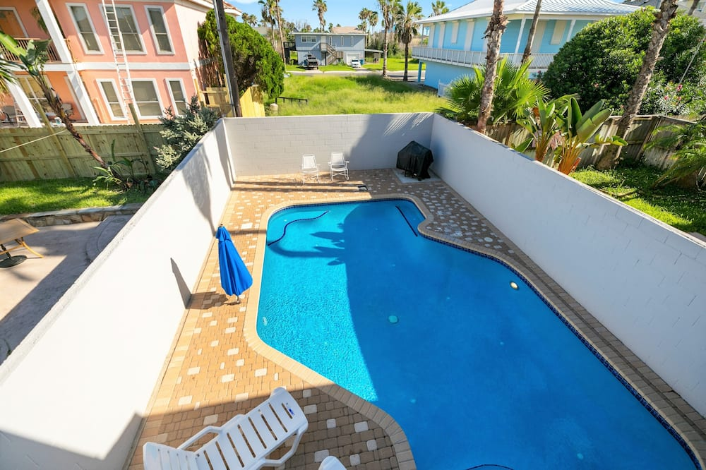 Lejlighed (New Stunning House with Pool and 1 Bl) - Pool