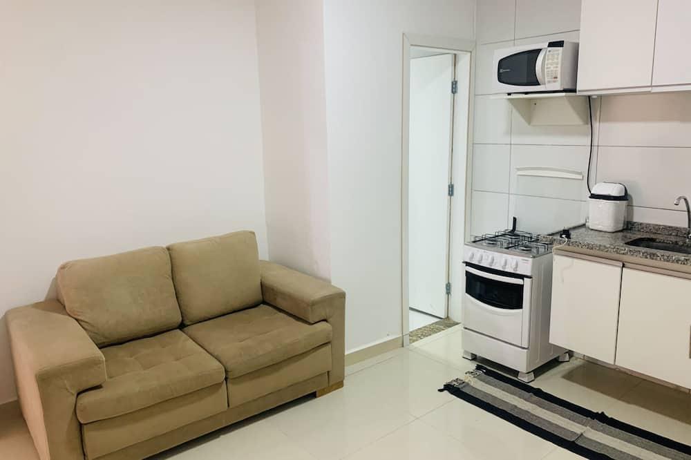 Basic Studio Suite - Living Area