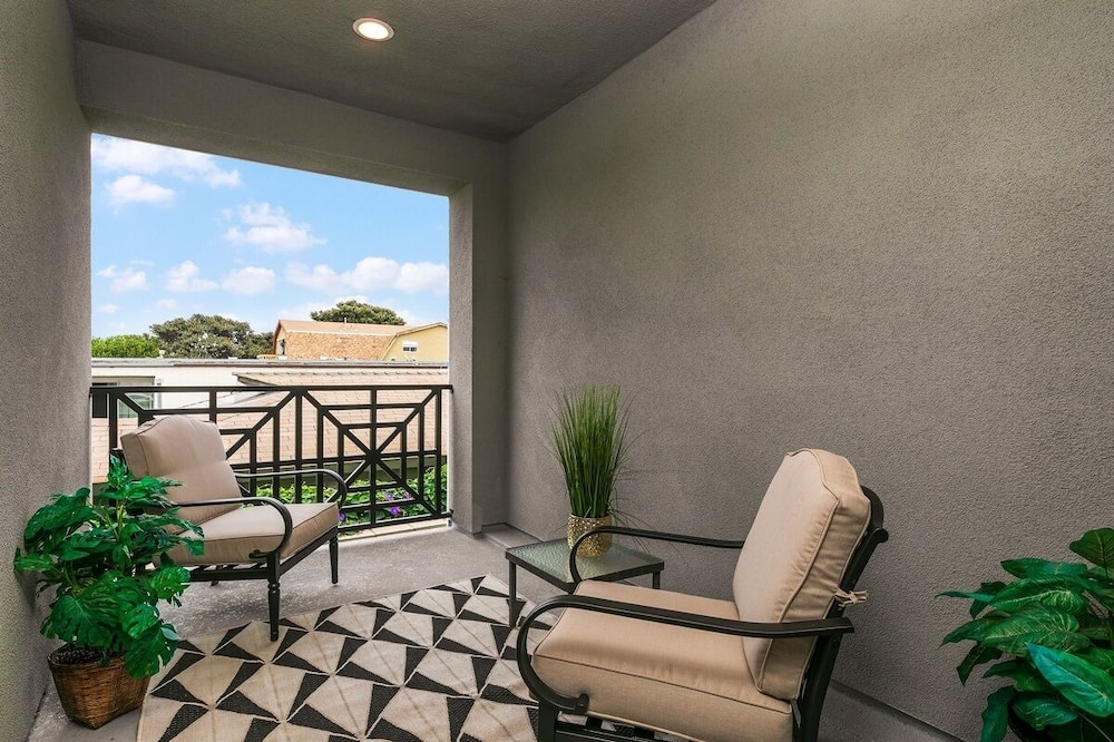 Townhome, 4 Bedrooms - Balkoni