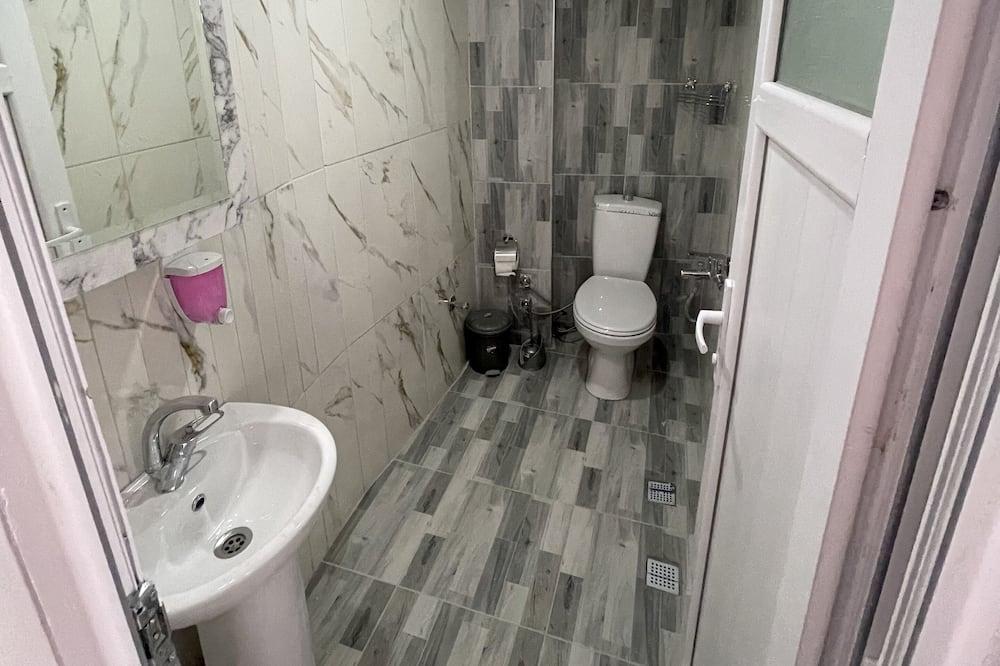 Familienapartment - Badezimmer