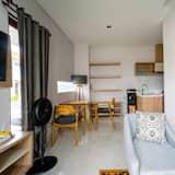 Villa, 1 Bedroom, Private Pool - Living Room