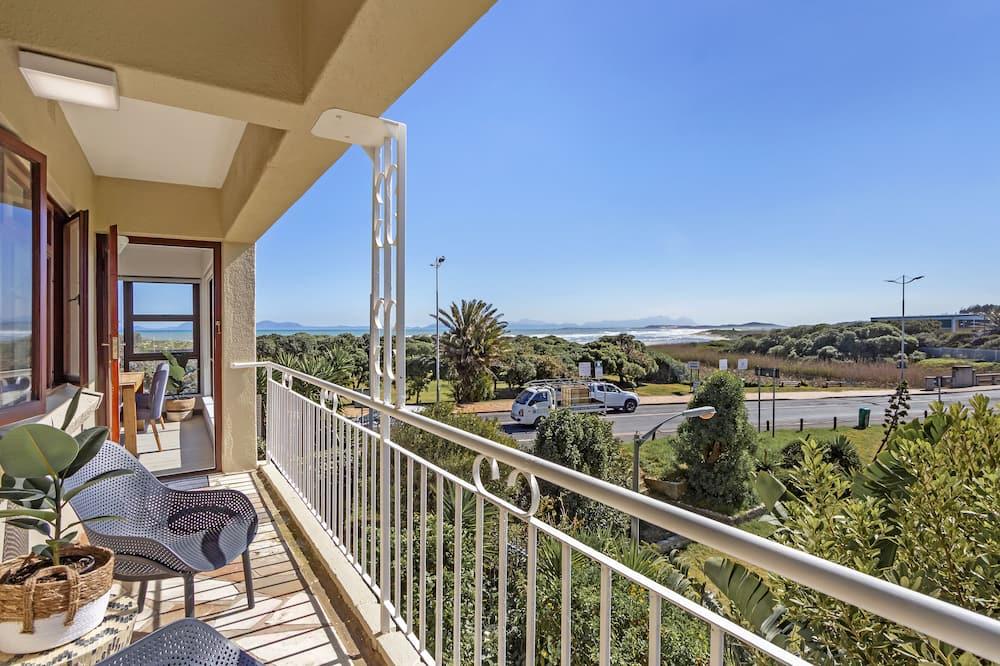 Panoramic Apartment - Balcony