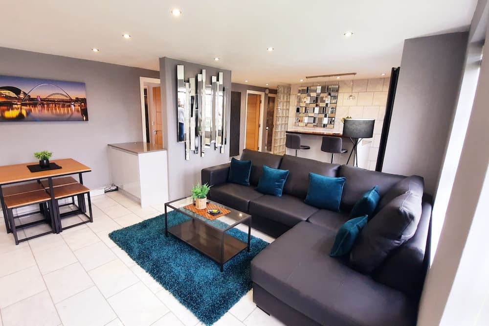 Comfort-Apartment - Wohnbereich