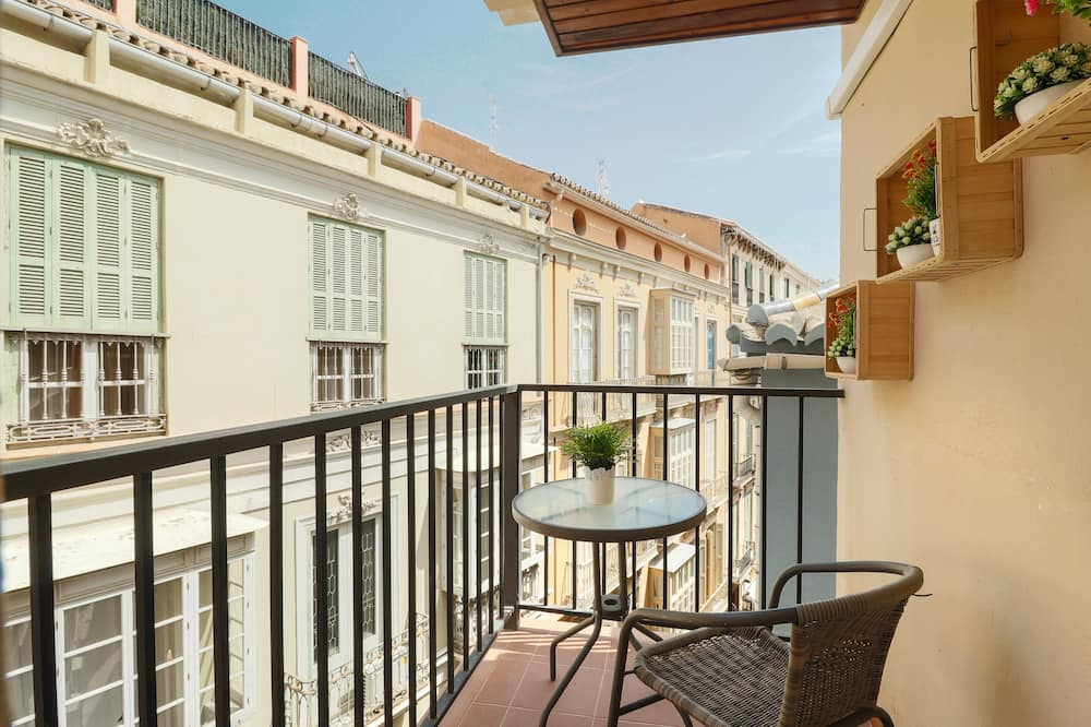 Design Apartment, 2 Bedrooms, City View - Balcony