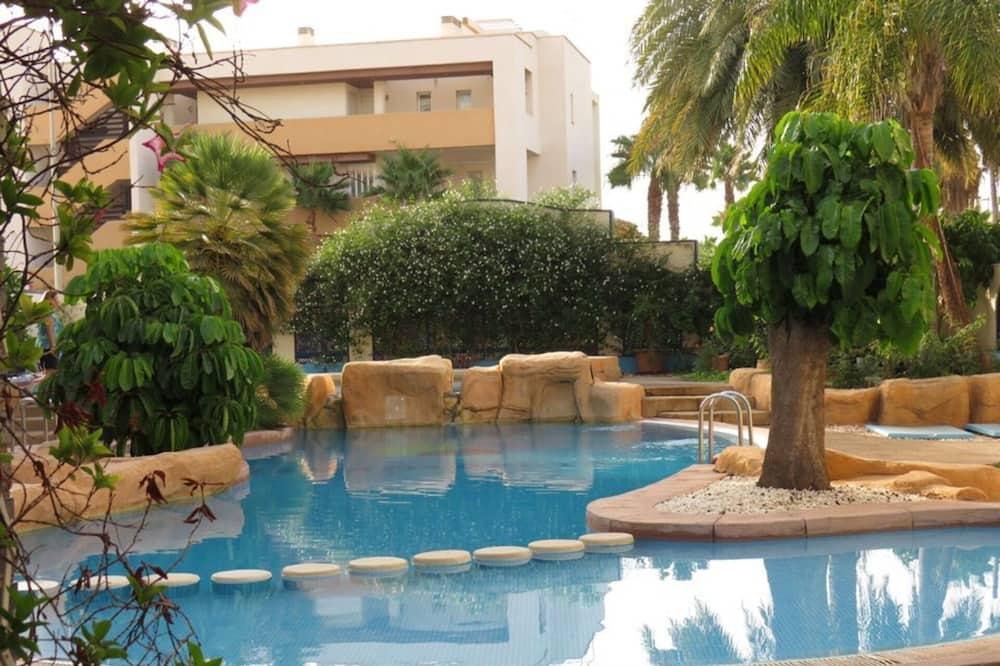 Apartment, Mehrere Betten - Pool