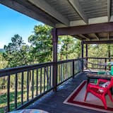 Cabin (Valley View) - Balcony