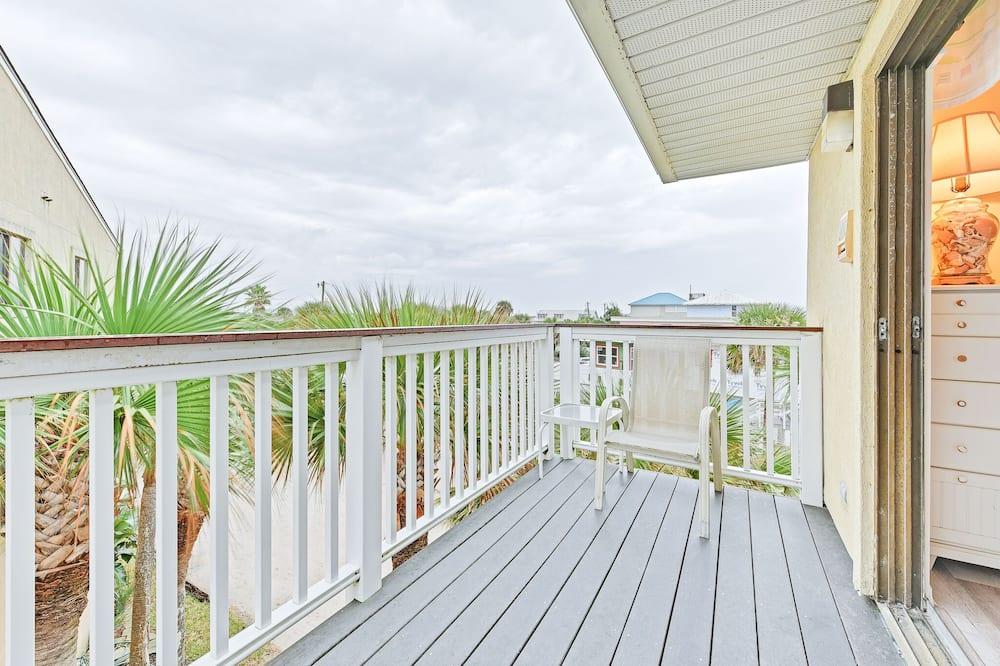 Dom (Paradise Ocean) - Balkón