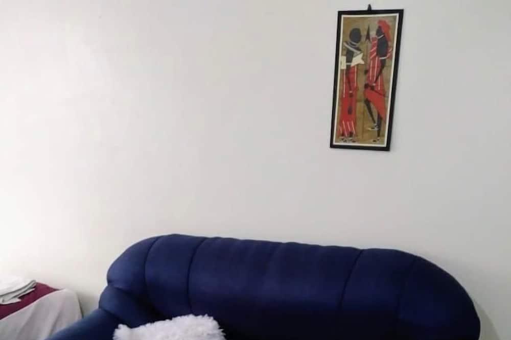 Studio Affaires - Coin séjour