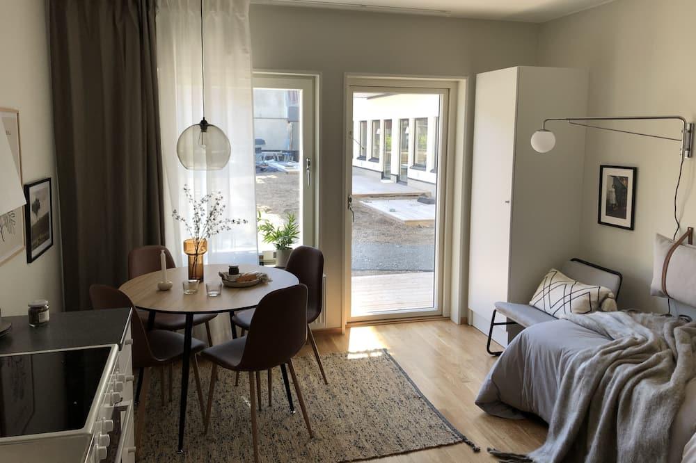 Classic-Doppelzimmer - Wohnbereich