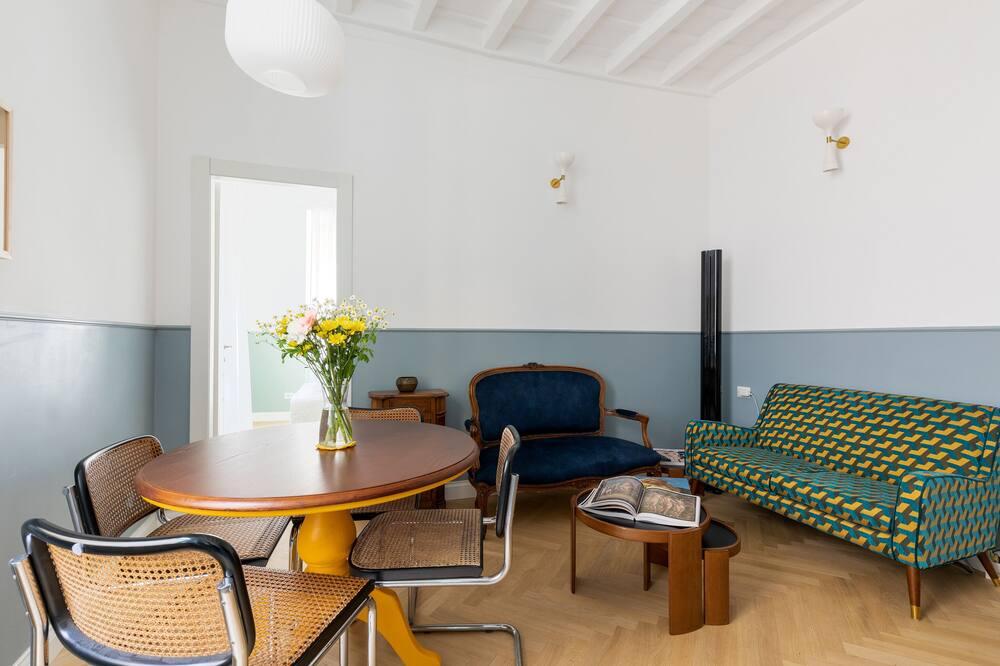Design Apartment - Living Area