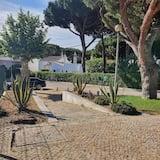 Lägenhet - privat badrum - utsikt mot parken - Exteriör