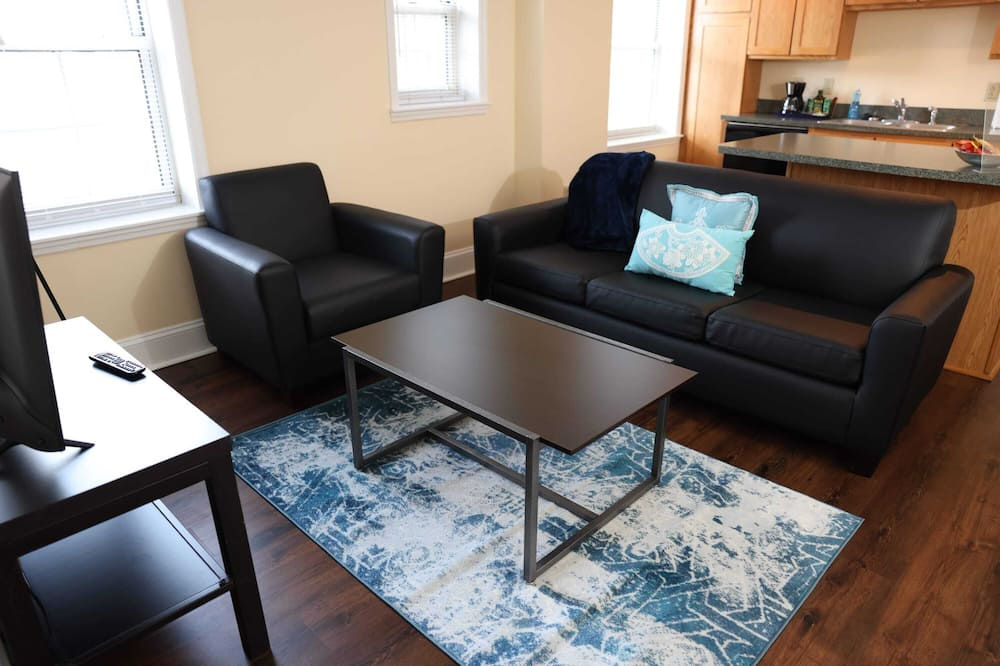 Apart Daire (1 Bedroom) - Oturma Alanı