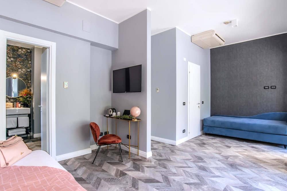 Pokój Superior - Powierzchnia mieszkalna