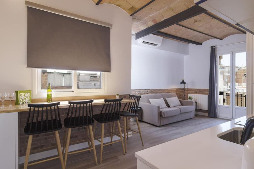 Appartement Classique - Coin séjour